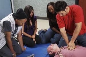 AHA CPR in Folsom