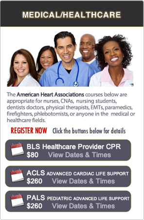 BLS Renewal Classes in Sacramento