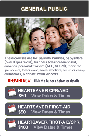 CPR Certification Classes in Sacramento